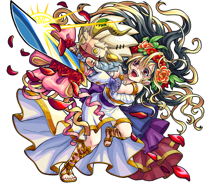 嫉妬の女神ヘラ(進化)