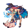 キルケー~豚に姿を変える恐ろしい毒薬を使う魔女~