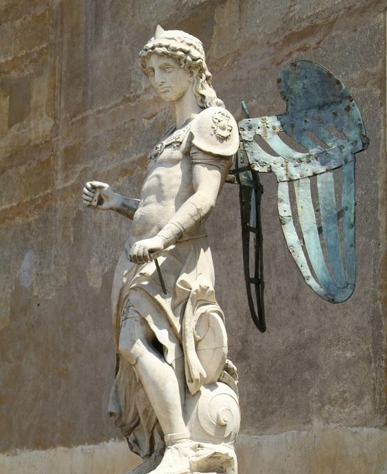 イカロス像