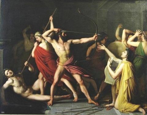 オデュッセウスの弓
