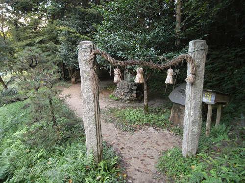 黄泉比良坂(島根県)