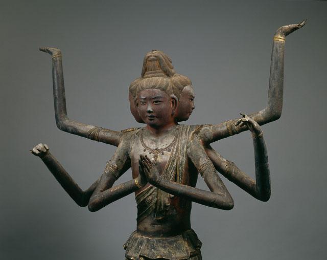 阿修羅像(興福寺)