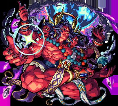 ブラフマー獣神化(モンスト)