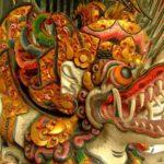 ガルーダ|ヴィシュヌの乗り物となった黄金の鳥の王