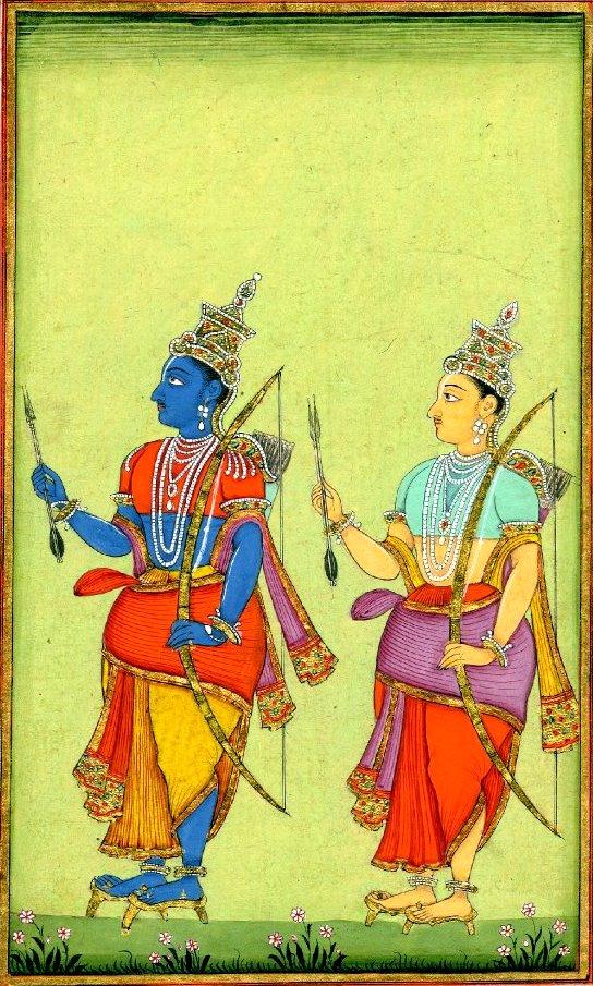 ラーマとラクシュマナ