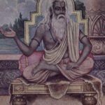 聖仙ヴィヤーサ|叙事詩『マハーバーラタ』の作者