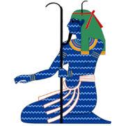 エジプト全ての神の始まりヌン