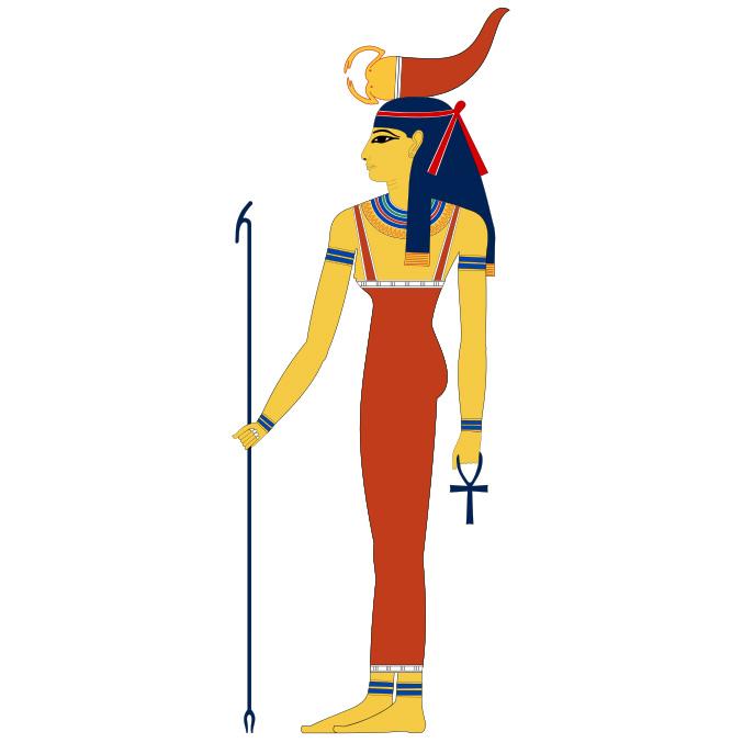 セルケト|サソリの毒を解毒できる女神セルケトヘティト