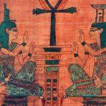 ネフティス|オシリス復活に関わった葬送の女神